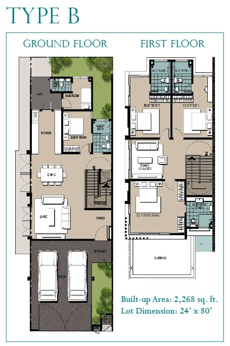 residential property business plan
